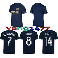 02ee4318810 NEW LA Galaxy jerseys 2017 2018 top thai quality Los Angeles Galaxy Soccer  Jerseys 17 18 GERRARD KEANE BECKHAM Uniform Football shirts ...