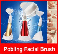 Wholesale Korea Pore Cleansing Brush - wholesale Pobling 6th Pobling Cleansing Pobling Facial Brush Clean Eletrical Machine Facial Cleanser Korea Pobling Pore Sonic Cleanser