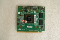 Wholesale G86 Nvidia Vga - Wholesale-GeForce 8400 8400M GT G86-603-A2 DDR2 128MB MXM II VGA Card For ACER 4520G 5520G 5920G 7520G 7720