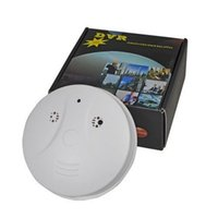 Wholesale Hidden Smoke Alarm - 720*480 Spy Smoke Detector Hidden Camera DVR Fire Smoke Alarm Video Cam with Remote Control Motion Detection DV