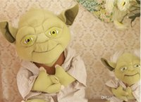 Wholesale Stuffed Toys Wholesale Seller - Wholesale China Best Sellers Star Wars Yoda 8inch 20cm Plush Toys Cosplay Costume Soft Stuffed Doll Toy The Children's Gift High Qualit