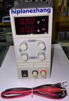 einstellbare schaltnetzteil großhandel-Einstellbare Variable Portable Mini DC Schaltnetzteil Ausgang 0-120V 0-3A Unterstützung AC110-220V KPS1203D