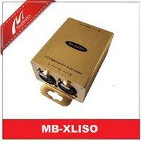 Wholesale Xlr Balanced - Balanced XLR Audio Isolation Transformer XLR Audio isolator Analog AES EBU Audio isolator