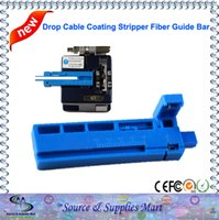 Gros-FTTH Fibre Goutte Câble Coating Stripper Fiber Guide Bar