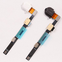 earphones repair 2018 - For iPad mini 1 New Earphone Headphone Jack Audio Flex Cable Replacement Repair Part Free Shipping