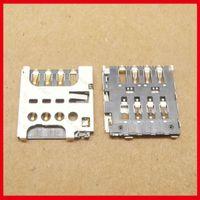 ingrosso carta simpad coolpad-All'ingrosso-200pcs / lot Nuovo originale SIM Card Holder vassoio slot connettore per coolpad 8720L 9150 8908 8705 8297W S6