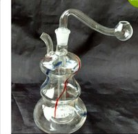 Wholesale Filtration Sand - The color of the sand core glass hookah, good filtration, send accessories, style random delivery, wholesale glass hookah, glass bongs,