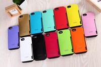 Wholesale Galaxy Note2 Iface - iface Official 5th Case With Card For iPhone6 6Plus 4S 5S For Galaxy S3 4 5 Note2 3 4 For G3 20pcs up