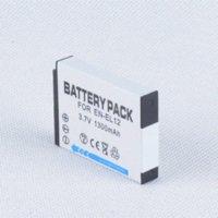 Wholesale Camera Ba - N EL12 ENEL12 Battery pack for Nikon Coolpix AW100s,AW110s,AW120s,P300,P310,P330,P340,S9500,S9600, S9700,S9700s Digital Camera li ion ba...