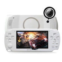 Wholesale Portable Picture Player - High Quality 4.3'' Ultra-Thin 4GB 8GB Portable Handheld Game Player Mini Video Game Console MP5 Music Player Take Pictures Game Console