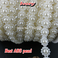 Wholesale Crafts Rhinestones For Decorations - Wholesale-High Quality Sewing on Rhinestone 9mm 25m roll Acrylic Flatback Applique Strass Crystals Stones For Clothes Crafts Decorations