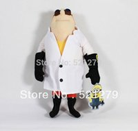 Wholesale Despicable Doctor - Free shipping 1pcs 13inch Despicable Me Doctor Nefario Collectible plush Doll Rare