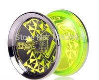 Wholesale Blazing Teens Yoyo - Wholesale-Auldey professional competitive Primary Level YoYo Ball 1A 3A 5A Blazing Teens 4 YoYo Toy snow pisces V free shipping