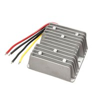Wholesale Automatic Steps - New Arrival Electric Motor DC DC Regulator Adapter 24V to 12V 20A 240W Step-down Converter