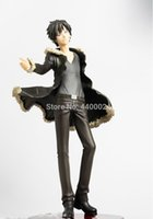 Wholesale Izaya Figure - 15pcs Lot 22cm DuRaRaRa Orihara Izaya Action Figures children gift