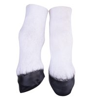 Wholesale Horse Fancy Dress - Halloween Masks Horse Foot Fancy Dress Party Masks Halloween Costume Prop Adult Latex Unicorn Gloves Crazy Hooves Theater Toy