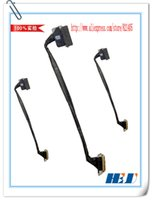 Laptop laptop hinge - New Original LVDS cable Screen Cable No hinge For Mac book pro A1278 MD101 MD102