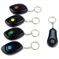 Wholesale Remote Car Finder - New 4 in 1 Electronic Key Finder Wireless Alarm Remote Control Receiver Locator Seeker Find Lost Keys Car Keychain Wallet