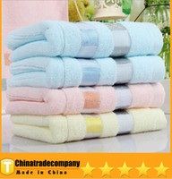 Wholesale Compressed Cloth Towel - High quality 100% Pure cotton towel Cotton rectangle Adults face cloth towel Bath Towel factory direct sale Home Textiles