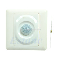 Wholesale Light Sensors For Sale - Hot Sale 1pc Infrared IR PIR Switch Module Body Motion Sensor For Auto On Off LED Lights