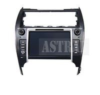 Wholesale Toyota Gps Radio System - Android Quad Core 2 Din Car Radio Multimedia System for Toyota Camry 2012 (Mid-east&America) with Car Dvd GPS Stereo