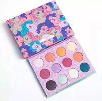 Wholesale colour pop cosmetics resale online - Latest Brand makeup palette colour pop Beauty Fantasy eyeshadow Face Cosmetics For Girls Teens Colors Palette
