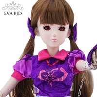 "Wholesale Evil Statue - Devil 1 3 EVA BJD Doll 24"" Witches Evil Dead Walking jointed dolls SD Toy for child DA001-39"