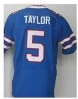 Compra Kelly Thomas-Men's buffalo # 25 LeSean McCoy # 5 Tyrod Taylor # 14 Sammy Watkins # 34 Thurman Thomas # 12 Jim Kelly Football Jerseys