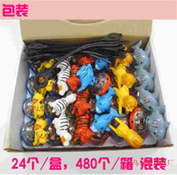 Wholesale Toy Horse Whip - New wooden sheep gyro wholesale singing learn horse called Colorful LED whip transmitter 16005 Toys