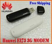 Wholesale E173 Hsdpa - Huawei E173 WCDMA 3G USB Wireless Modem Dongle Adapter SIM TF Card HSDPA EDGE GPRS FREE SHIPPING