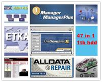 Wholesale Chevrolet 47 - newest alldata 10.53 auto repair software + mitchell on demand 2015 + Mitchell UltraMate 47 softwares in 1tn hard disk