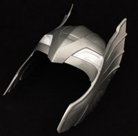 Wholesale Thor Light - The Avengers masks for masquerade ball Cartoon Thor halloween masks for adults fashion Light cosplay mask