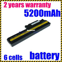 Wholesale Batteries For Ibm T42 - Free shipping- Hot replacement 4400mAh Laptop Battery for IBM ThinkPad R50 R50E R50e R50P R51 R51e R52 T40 T40P T41 T41P T42 T42P T43 T43P