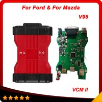 Wholesale Automotive Programming - 2016 New Arrivals V101 VCM II Diagnostic Tool VCM 2 for Ford & for Mazda programming High quality DHL free shipping