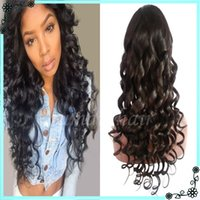 Wholesale Wigs For Women Malaysia - Body Wave Malaysia Hair Lace Front Wig With Baby Hair Bleached Knots Full Lace Virgin Human Hair Wigs For Black Women On Sale