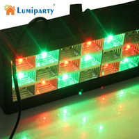 Wholesale Union Family - Wholesale- LumiParty Exquisite LED Stage Strobe Light Flash Light for Club KTV Bar Wedding Ceremony Family Union
