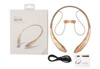 Wholesale Gold Top Oem - HBS-902 Hot Selling OEM HBS-902 Wireless Stereo Bluetooth headphone Top quality Sports headphone