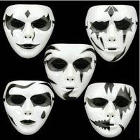 ordre des masques achat en gros de-Hot Men JabbaWockeeZ Partie Full Face PVC Masques Hommes Halloween Masques Bar Club Performance Voir Masques De Mascarade Mix Ordre