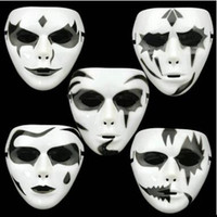 pedir mascarillas al por mayor-Hot Men JabbaWockeeZ Party Full Face Máscaras de PVC Hombres Máscaras de Halloween Bar Club Performance Show Máscaras Máscaras Orden de la mezcla