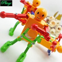 Wholesale Twisting Ass - Wholesale-Wind robot on the chain funny dance twisted ass wholesale 5pcs set