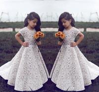 Kaufen Sie Im Grosshandel Kleider Fur Kinder Hochzeit Armel 2019 Zum