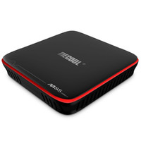 Wholesale voice control MECOOL M8S PRO W Android TV Box S905W CPU Support GHz WiFi K H Set Top Box