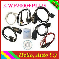 Wholesale Ecu Flasher Chip Tuning - Wholesale-Super price !!! KWP2000 Plus ECU Remap Flasher Plus Flasher KWP 2000 Chip Tuning Tuner OBDII EOBD freeshipping by cn post