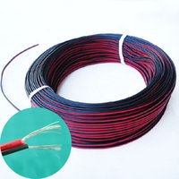 Wholesale Led Strip Extension 3528 - DHL Free shipping 400M Cable 2pins LED single color 5050 3528 5630 SMD strip light cable wire extension cord
