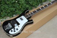 Wholesale China Left Handed Bass Guitars - Wholesale - 4 strings bass 4003 black electric bass guitar silver hardware China Guitar HOT SALE