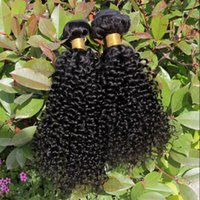 Wholesale Cheapest Malaysian Hair Bundles - Cheapest Deep Curl Hair Bundles ,Brazilian Malaysian Peruvian Indian Kinky Curly Remy Human Hair 100% High Quality Hair Weave Free Shipping