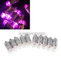 Wholesale Shining Tail Light - H3#R 10 Pcs Shining Balloons Lights LED Bulbs with Tail for Party Pink Light