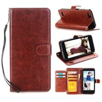 Multifunction Strap Wallet Leather Case para ZTE Tempo X N9137 Avid 4 Blade Vantage Z839 Money Pocket Cards Slot Stand Moda Telefone Cover