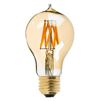 Wholesale A19 E26 8w - Vintage LED Filament Light Bulb,8W 2200K,Gold Tint,Edison A19 Victoria Style,E26 E27 Base,Dimmbale