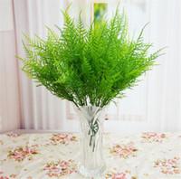 ingrosso simulazione erba artificiale-HOT Fake Plants 36cm / 14.17